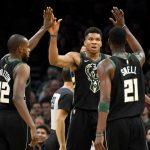 NBAで得点効率の良いチームTOP5